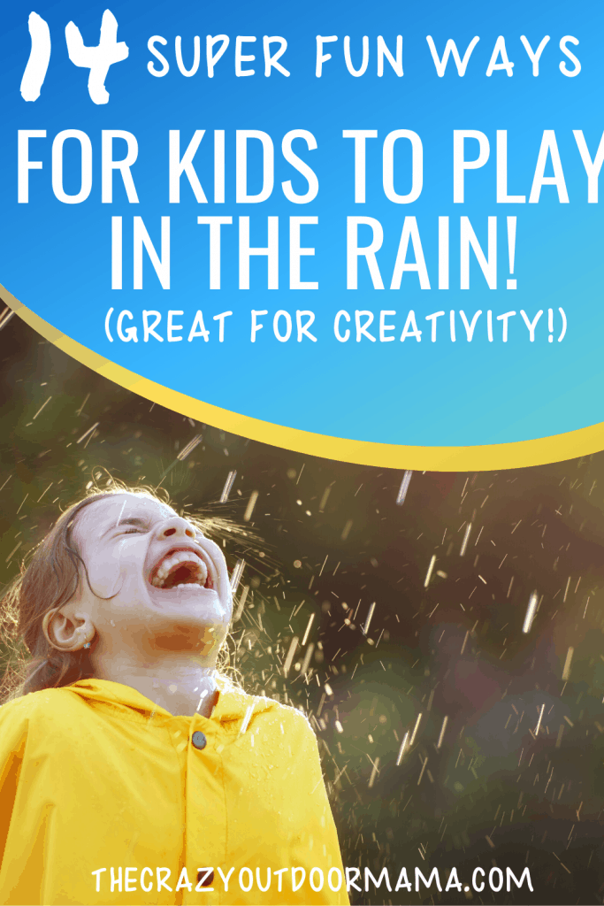 ACTIVITIES FOR KIDS IN THE RAIN