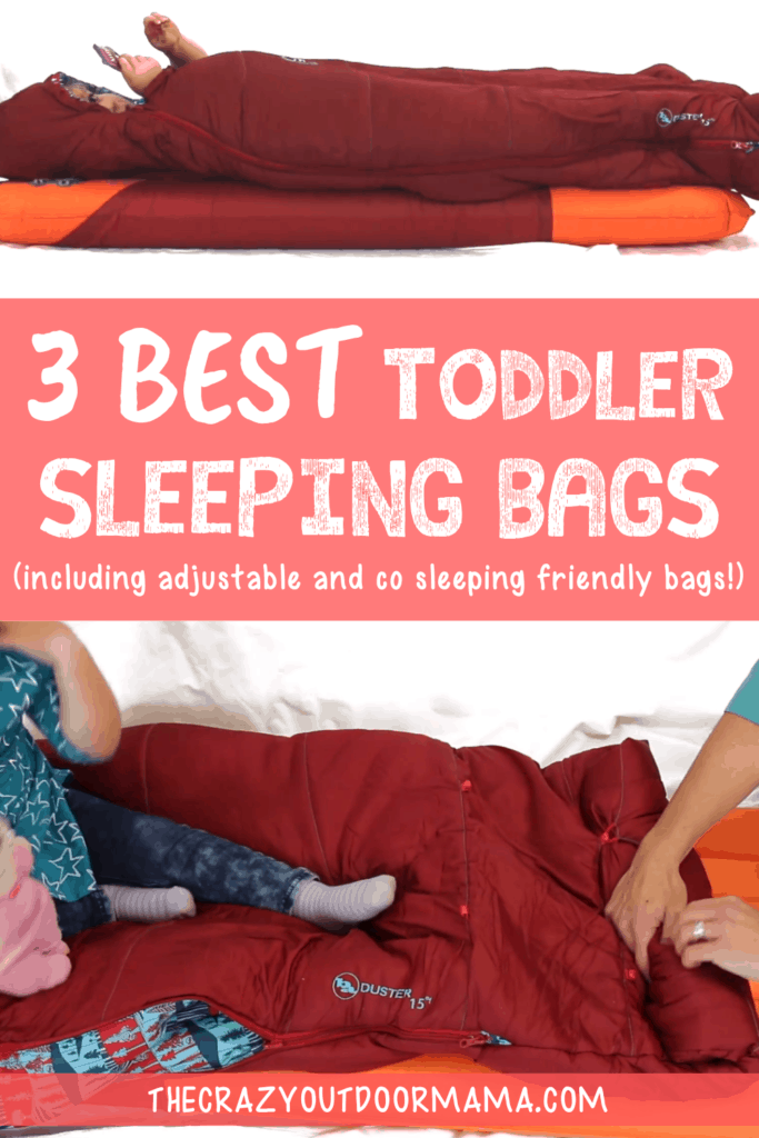 TODDLER SLEEPING BAGS REVIEWED FOR CAMPING