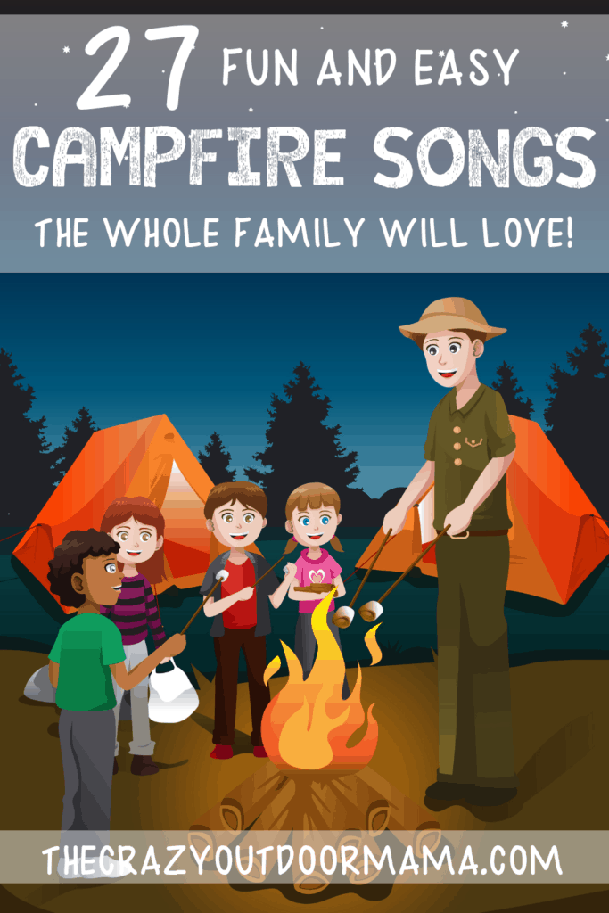 CAMPING SONGS FOR KIDS TODDLERS