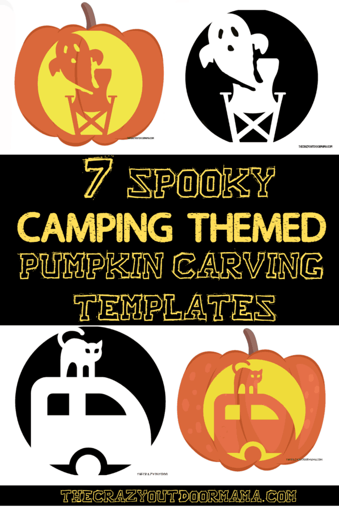 HALLOWEEN CAMPING PARTY IDEAS