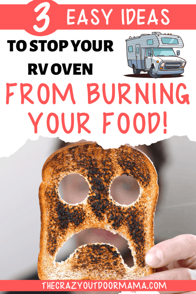 HOW TO COOK IN RV STOVE