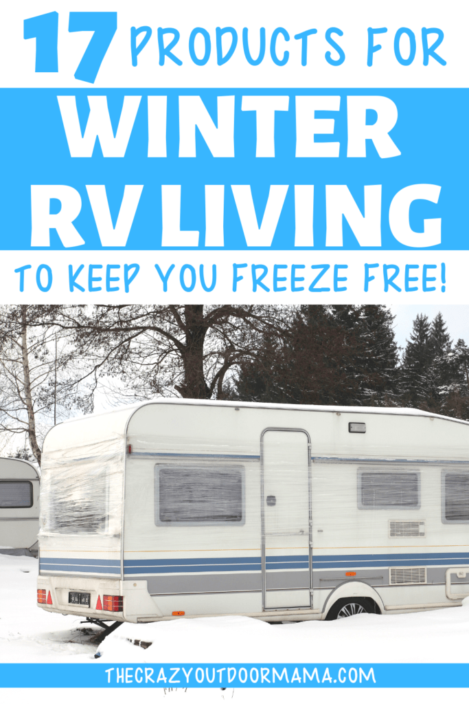 winter rv living tips and tricks