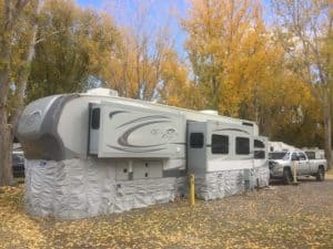 rv skirts for winter you can buy on amazon