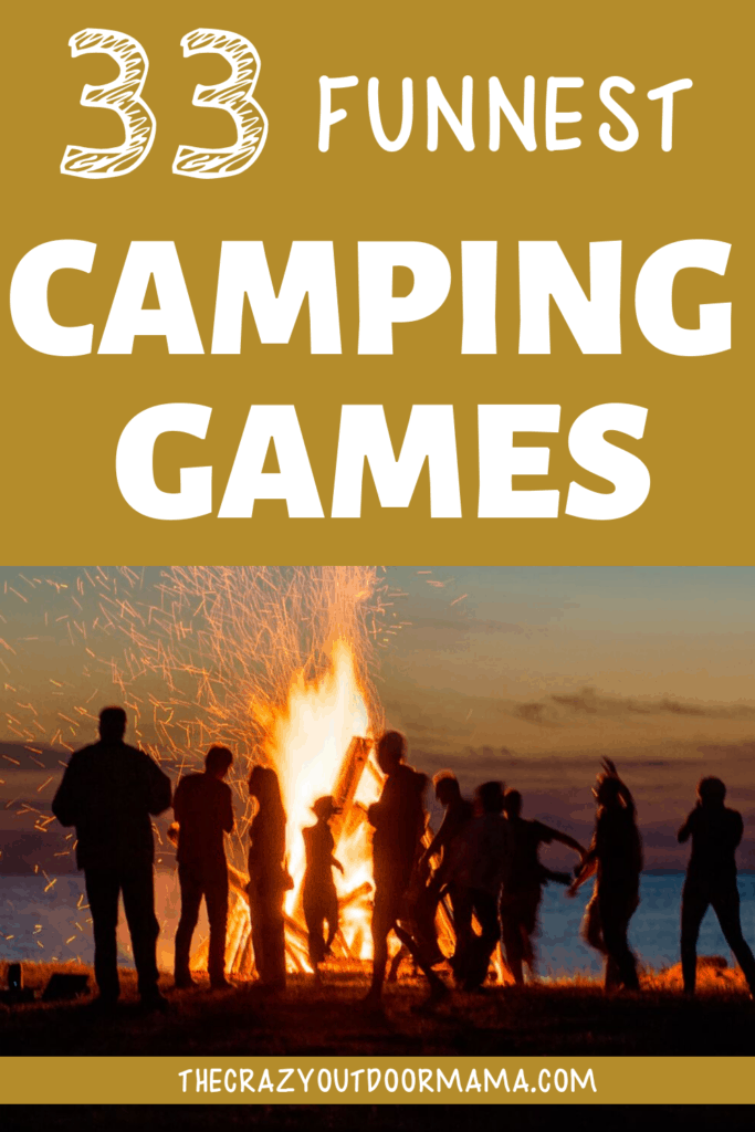 camping game ideas