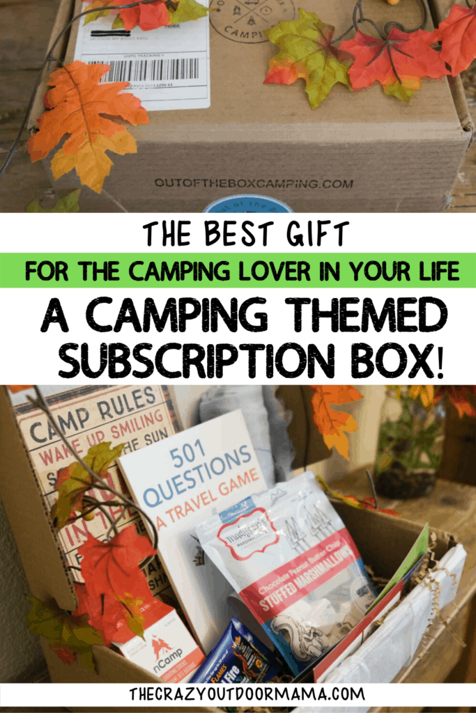 gift ideas for rv or camping lover