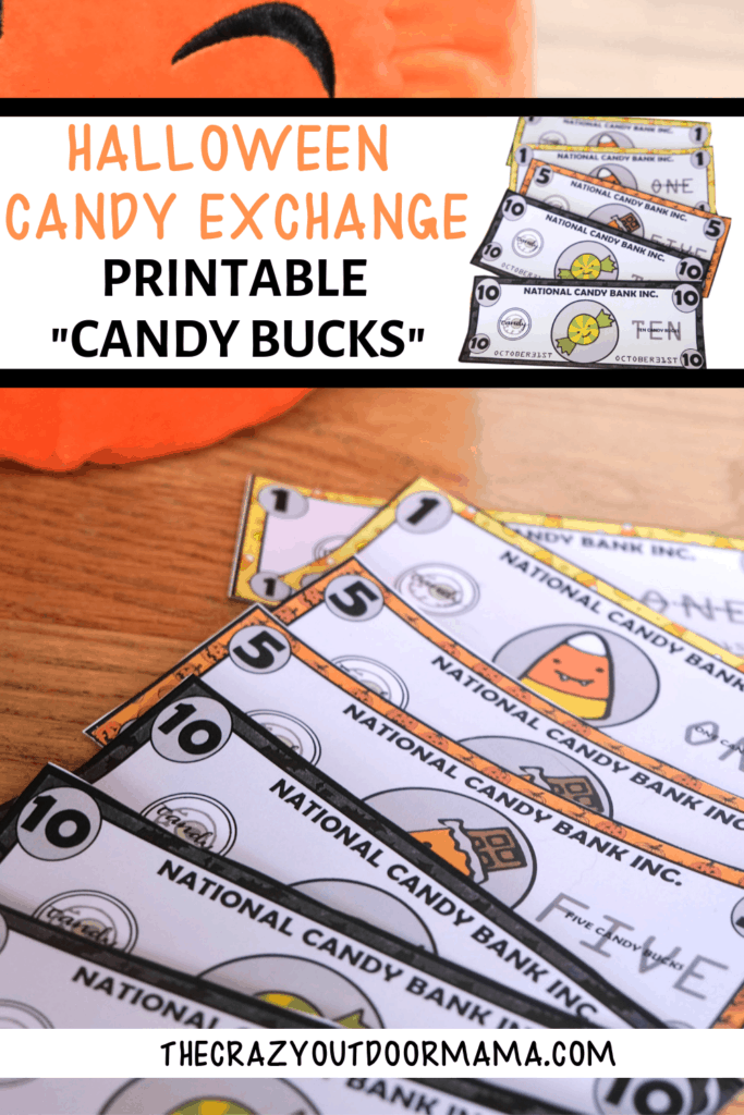 fun halloween idea for kids to exchange candy