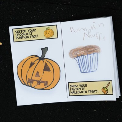 printable halloween activity for kids