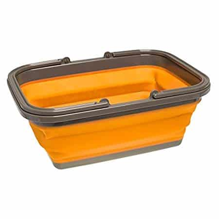 Collapsible Sink with 2.25 Gal Wash Basin