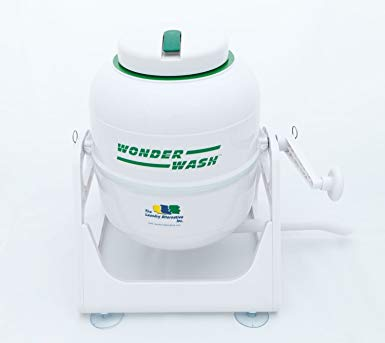 Non electric washer (The Laundry Alternative Wonderwash)