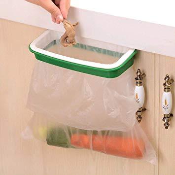 Hanging Trash Bag Holder for Kitchen Scraps
