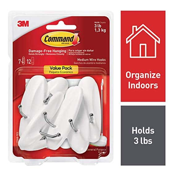 Command Wire Hooks
