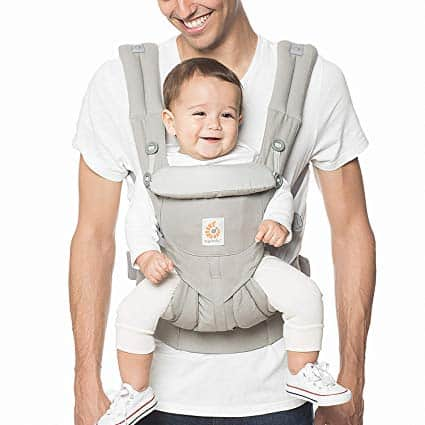 Ergobaby Carrier, Omni 360 All Carry Positions Baby Carrier,