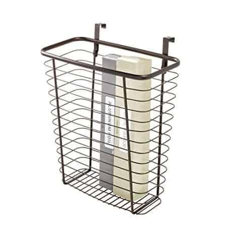 Over the Cabinet Waste Basket