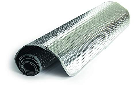 Nice Window Covers (Camco Reflective Liners)