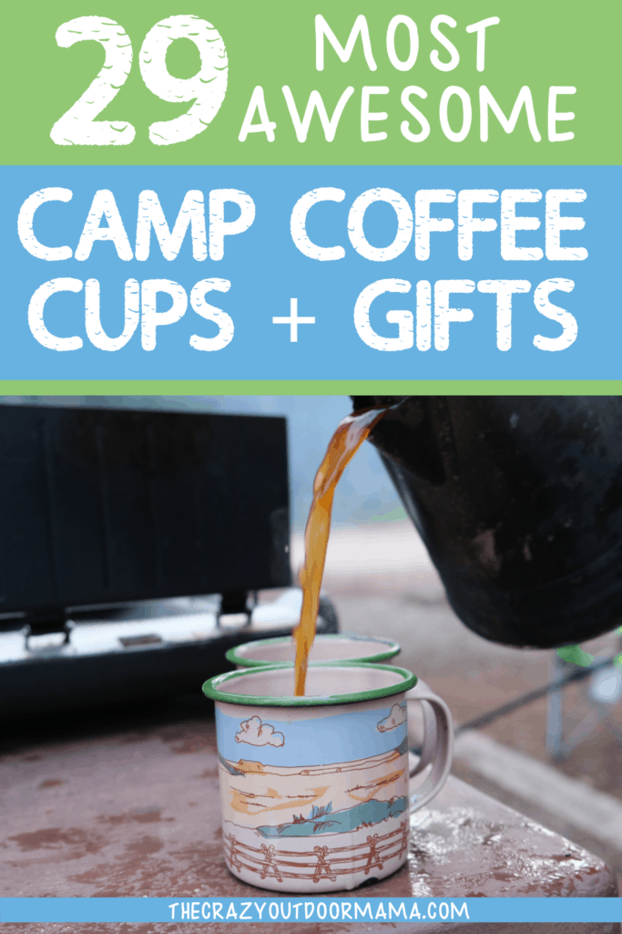 CAMPING MUGS FOR GIFTS
