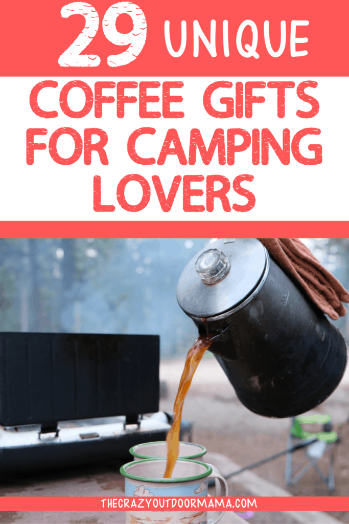 CAMPING COFFEE MUGS AND GIFTS FOR CAMPING LOVERS