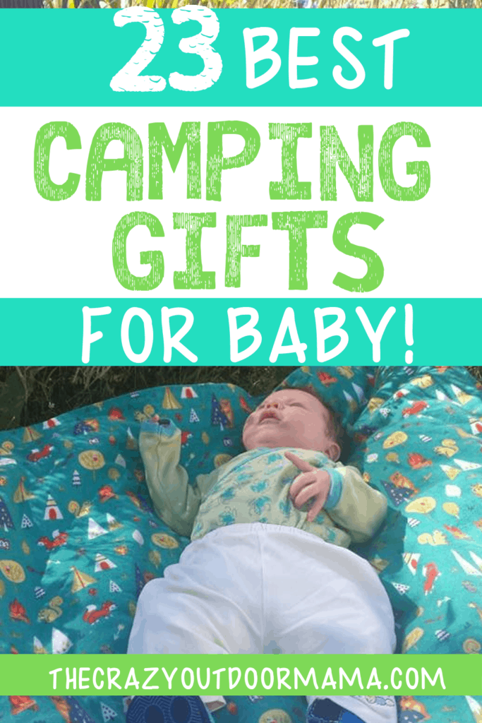 GIFT IDEAS FOR OUTDOOR BABY