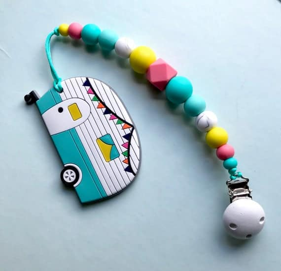 Camper Silicone Teether