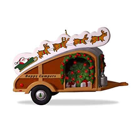 "Hallmark ""Happy Campers"" Ornament"