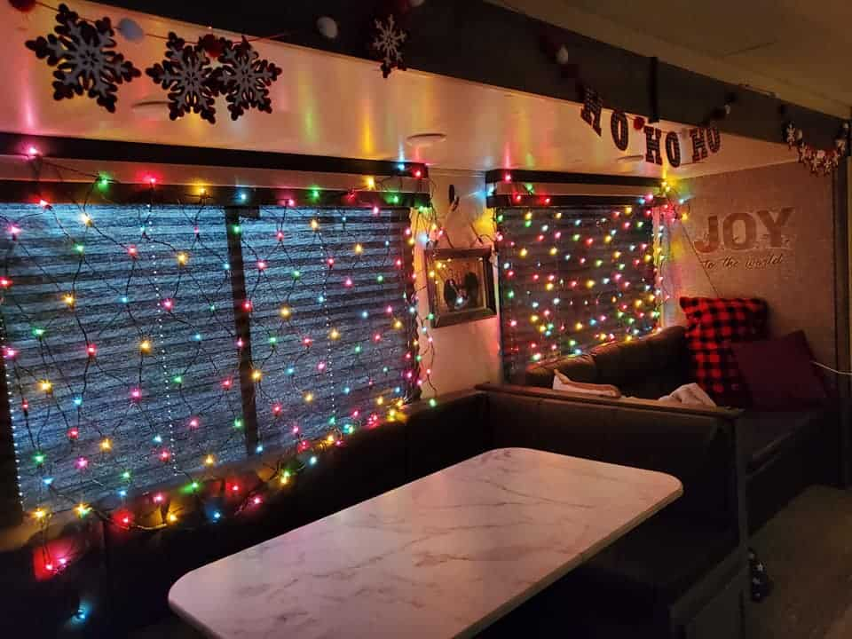 lights in the cacmper