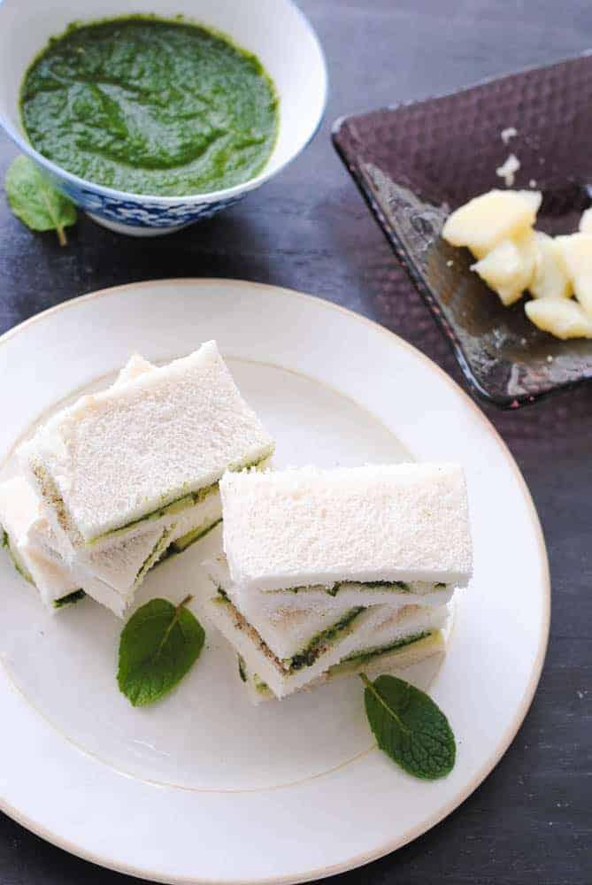 Chutney Sandwiches