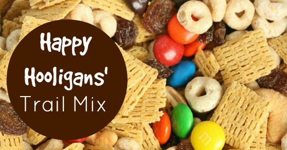Homemade Trail Mix for Kids