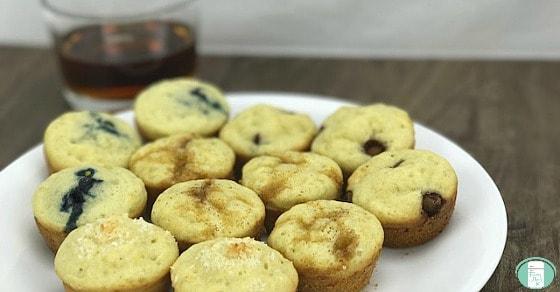 The Best Make Ahead Pancake Mini Muffins