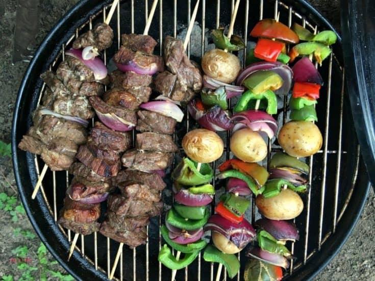 Best Beef Kabob Marinade Recipe EVER!