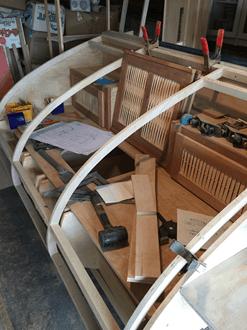 pretty wood teardrop trailer ideas