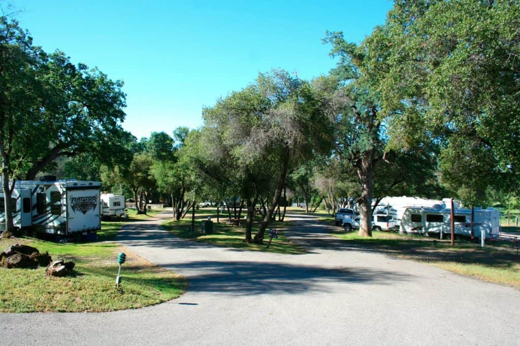 Yosemite rv resort review