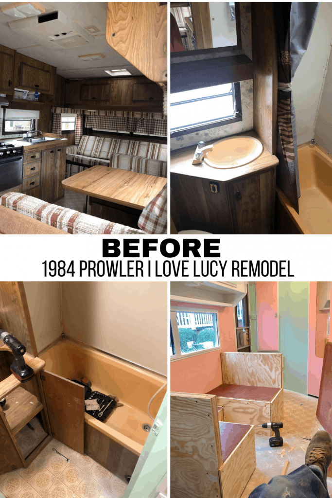 1984 prowler remodel i love lucy