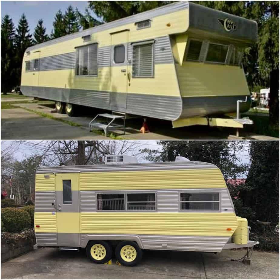 long long trailer inspired remodel