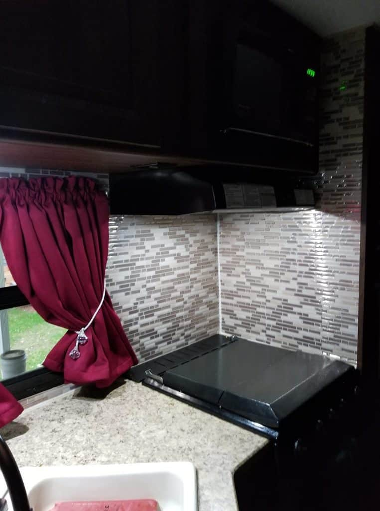 kitchen rv tile ideas