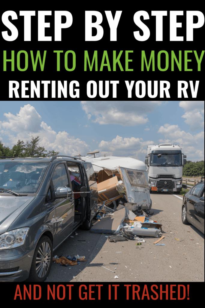 make money renting rv