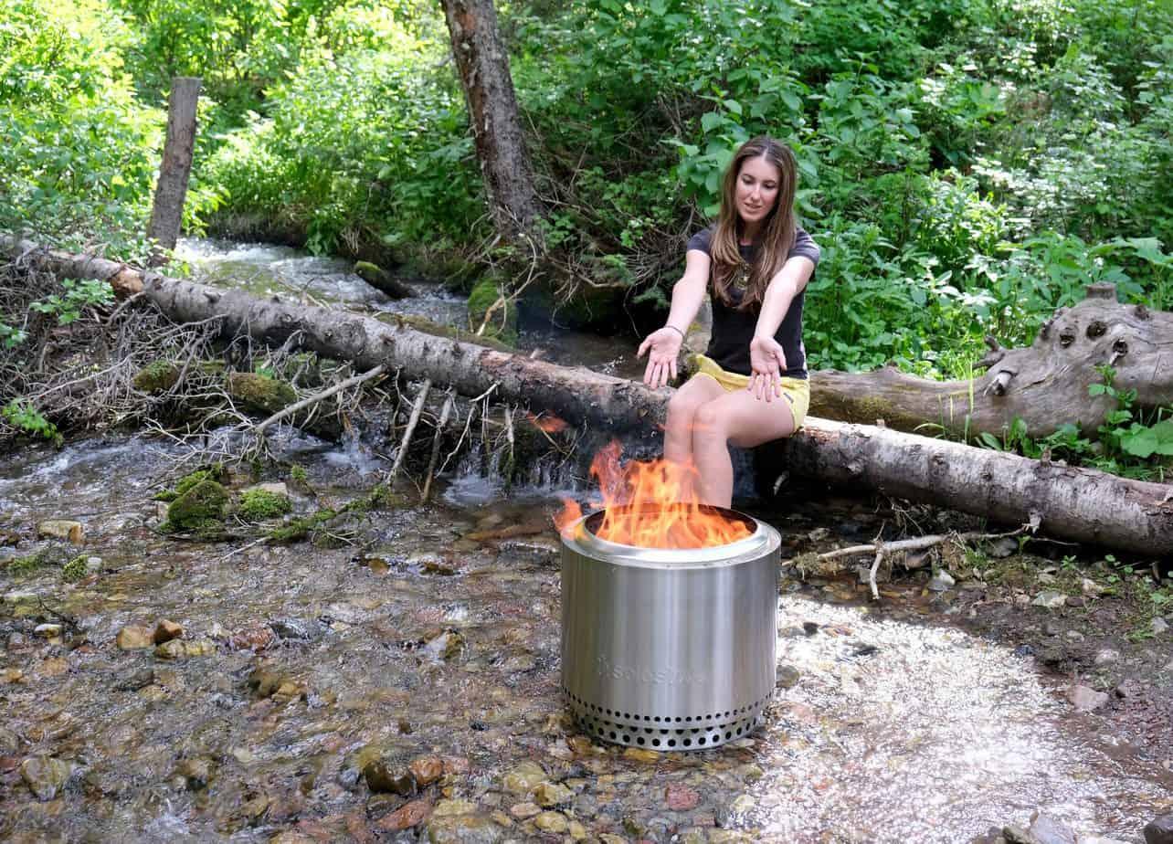 solo stove bonfire design