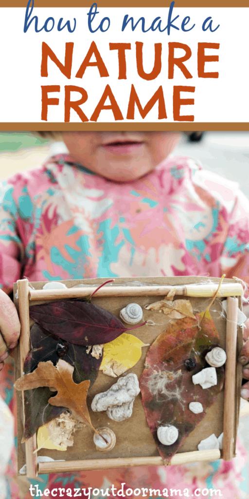 outdoor seasonal sensory play