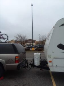full time roadschooling in camper travel