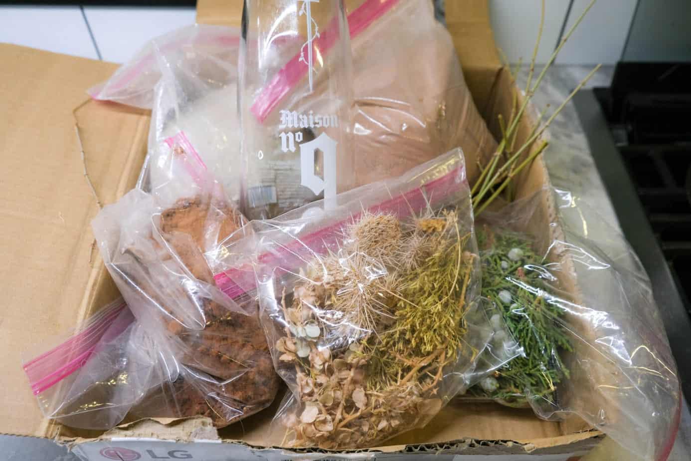 materials for desert craft