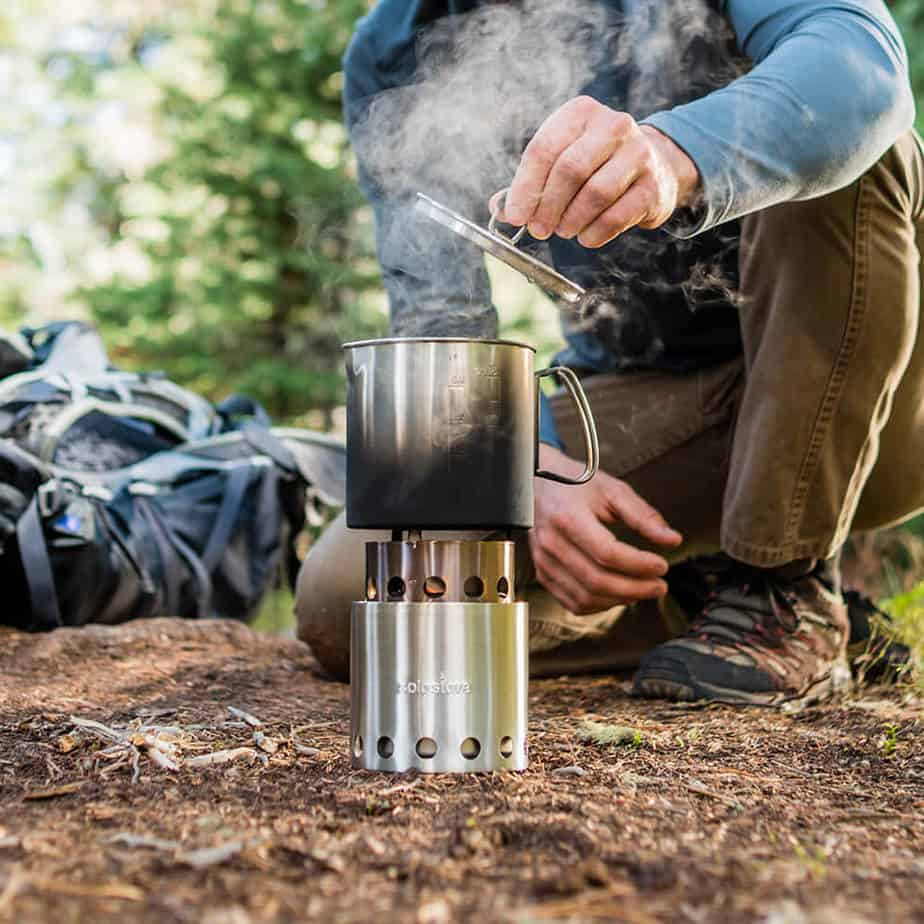 solo stove 900 best light wood burning backpacking stove