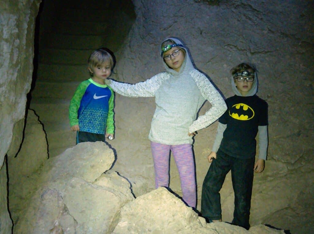 pinnacle national park educational stop for kids