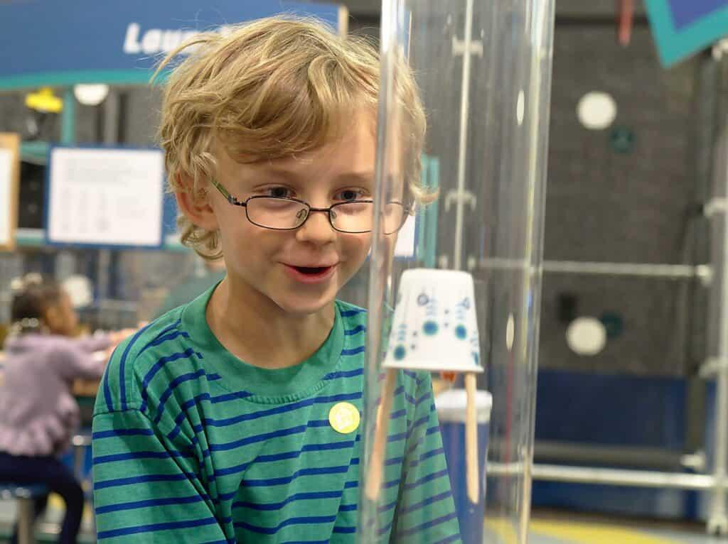 childrens museum for roaddschooling families using astc passport program