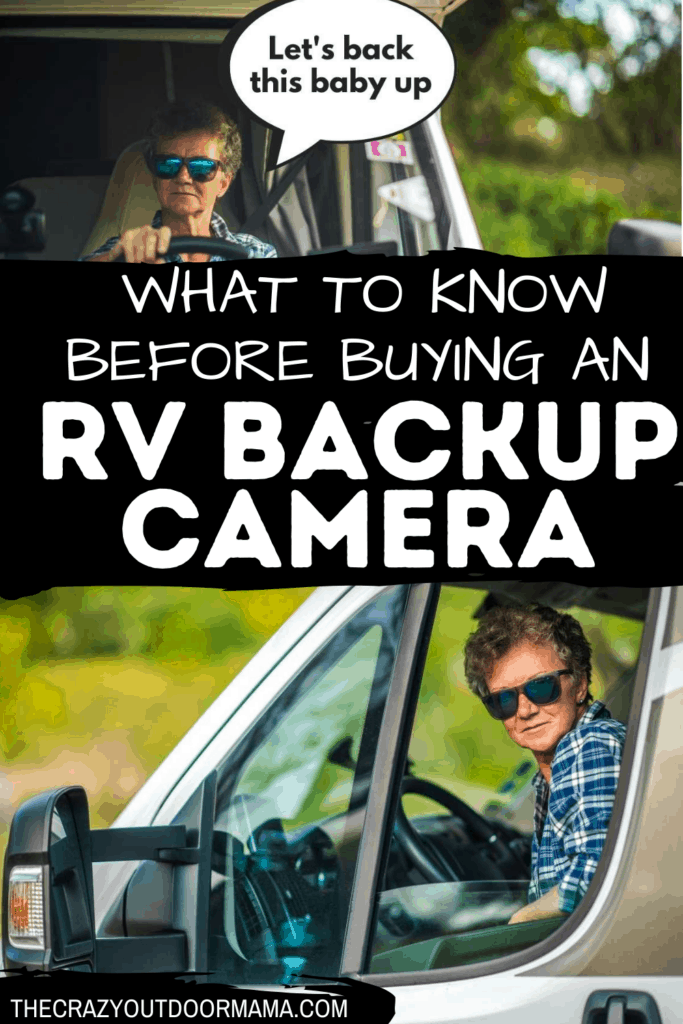 what to know before buying rv backup camera