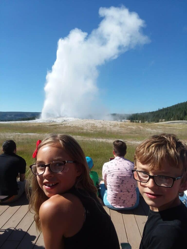yellowstone educational activities for kids