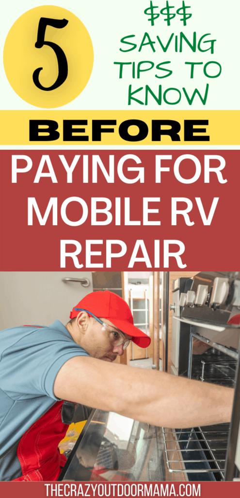 is mobile rv repair worth it