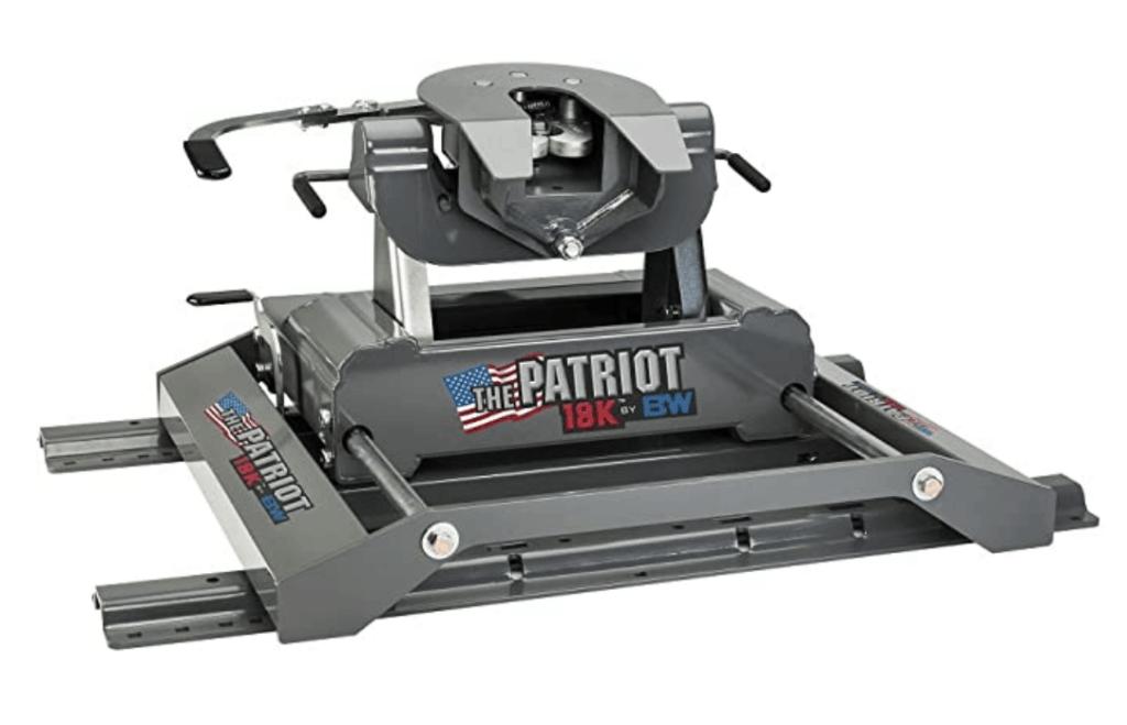 patriot 5th wheel hitch