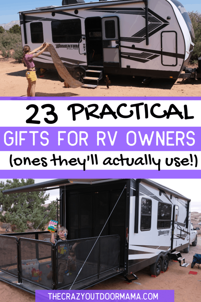 HELPFUL gifts for rv owners or campres