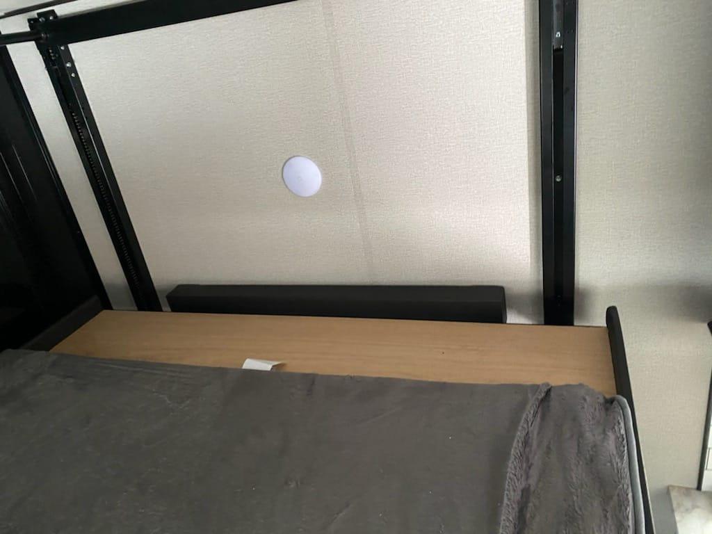 camper mattress too short