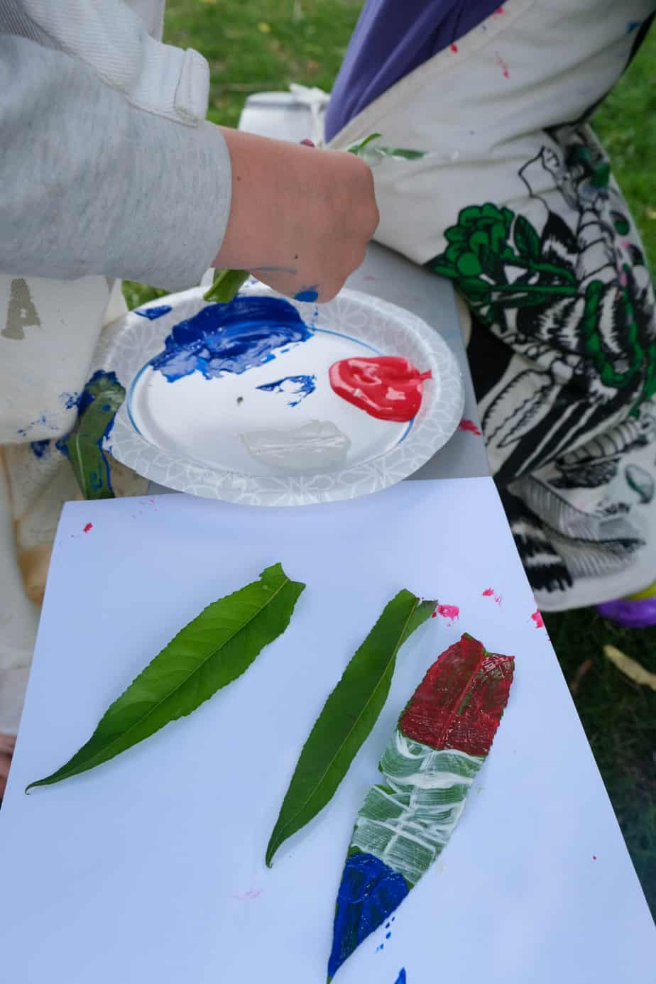 fun nature free 4th of july crafts