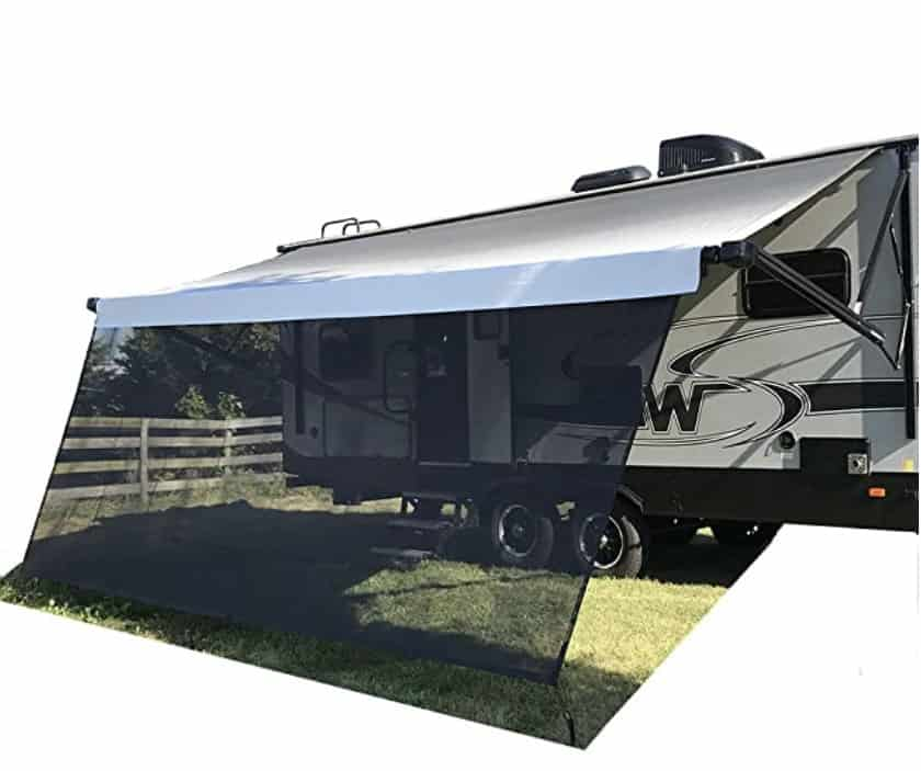 rv awning shade prime day deal
