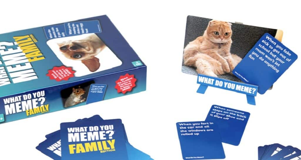 funny card games